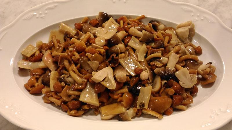 Funghi sotto olio-fungo-porcini-porcino-menu-antipasti-buffet