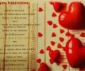 San Valentino: offerta menù di coppia
